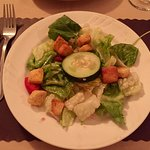 Side Salad With House Dressing