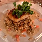 Fish & Risotto