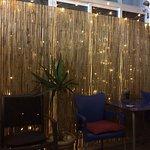 New extension at Bar Bon Dia warm and welcoming