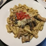 Green Mill Restaurant - Winona - Wild Mushroom & Chicken Campanelle