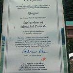 certificate hording
