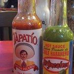 love hot sauce