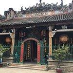 Ba Thien Hau Temple Foto