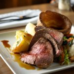 Mid Week Roast available on a Wednesday & Sunday Lunch 12.00-