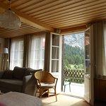 Foto de Hotel Blumlisalp