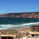 Windsurfing paradise, if you like windsurfing