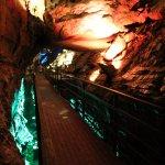 Underground at Howe Cavern