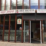 Photo de Art Hotel Rotterdam