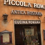 Photo de Antica Osteria Piccola Roma