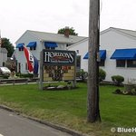 Horizons Family Restaurant and Blue Horizon Motel on Mile Road~~less than 1/2 Mile from the beac