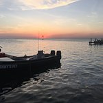 Sunset at Zeerovers