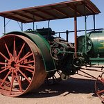 30-60 Aultman Taylor prairie tractor!