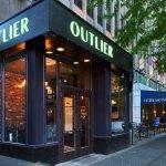 Outlier Exterior