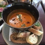 Fantastic soup.... A signature dish!