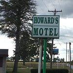 Photo de Howard's Motel