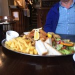 sharing platter for 2 or 3 Or maybe a few more