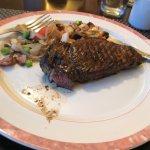 Superb sirloin steak