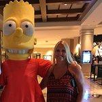 Bart hotel lobby