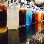 Large range of cocktails!