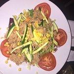 Insalatone - Tuna Salad (absolutely huge)