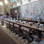 Inside the Hearst Castle