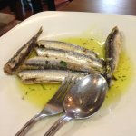 anchoa fresca, espectacular