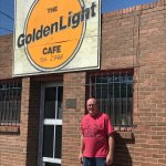 The Golden Light Cafe truly is a gem on Historic Route 66