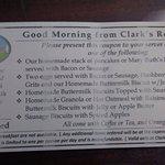 Clark's Inn Foto