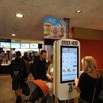 McDonald's Electronic Ordering