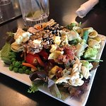 Ruby Tuesday has fresh salads every day