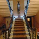 Main staircase.