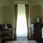 Bespoke furniture made for the alcoves in this room.