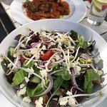 fresh salad - vegetarians choice