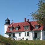 Point Betsie Lighthouse.