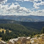 Another amazing view of the Winter Park Resort from the Continental Divide