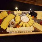 Breakfast cheese spread!