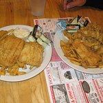 Foto van Comeau's Seafood Restaurant