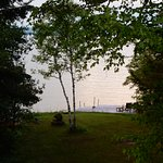 View to Lake Superior from the property