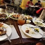 Ocho Seafood Grillの写真