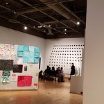 One of 17 new exhibits each year featuring regional and international artists