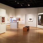 Exhibits drawn from our permanent collection showcase Harvey Dunn, Native American art and more.