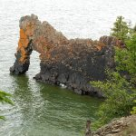 Sea Lion (trail) in Sleeping Giant Provincial Park