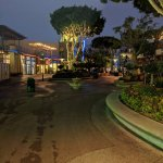 Downtown Disney at 6:00AM - lovely morning walk