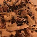 Wild Mushroom Truffle Tagliatelle