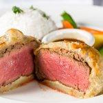 Filet of Beef Wellington