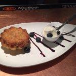 Maine Blueberry Pie Dessert