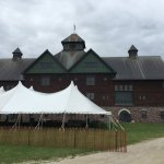 Visit to Shelburne farms , Vermont . September 2027