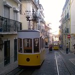 Bairro Alto is picturesque. Definitely worth a visit.