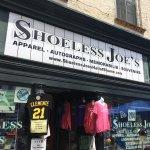 Moises ALOU, The Hall, Shoeless Joe's store just up Main St.