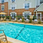 TownePlace Suites Falls Church Foto